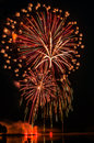 Fourth Of July  Fireworks Stock Photo - 42803020
