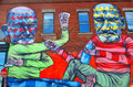 Street Art Montreal Royalty Free Stock Images - 42804269