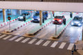 Airport Parking Garage Stock Images - 42823134