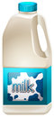 A Milk Container Stock Image - 42834141