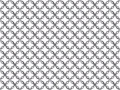 Seamless Chain Mail Ring Mesh Pattern Royalty Free Stock Photo - 42878225