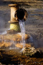 Hot Water Spring Royalty Free Stock Photography - 42889047