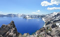 Crater Lake National Park, Oregon Stock Image - 42893091