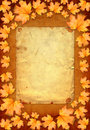 Grunge Paper Design In Scrapbooking Style With Photoframe Stock Image - 42908611