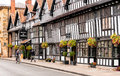 Mercure Shakespeare Hotel Situated In The Heart Of The Historic Town Of Stratford-Upon-Avon. Royalty Free Stock Photo - 42978795