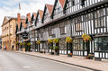 Mercure Shakespeare Hotel Situated In The Heart Of The Historic Town Of Stratford-Upon-Avon. Royalty Free Stock Photos - 42978828
