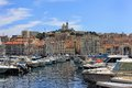 Marseille Old Port - South France Royalty Free Stock Image - 42998046