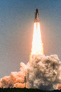 Launch Of Atlantis-STS-135 Stock Image - 42999631