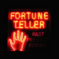 Fortune Teller Royalty Free Stock Images - 430619
