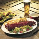 Spicy Ribs Meal Royalty Free Stock Photo - 433855