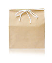 Recycle Brown Paper Bag Stock Photo - 43002720