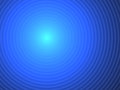 Blue Abstract Background Rings Stock Image - 43011701