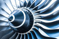 Jet Engine Royalty Free Stock Photo - 43012125