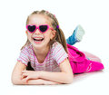 Little Fashion Girl Stock Photos - 43015593