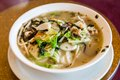 Traditional Shanghai Rice Cake Soup Stock Image - 43095621