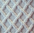 Unusual Abstract  Knitted Pattern Background Texture Stock Image - 43098581