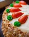 Carrot Layer Cake Royalty Free Stock Image - 43125016