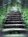 Old Stairway Royalty Free Stock Images - 43151189