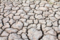 Dried Soil ,crack In The Land Royalty Free Stock Image - 43177526
