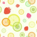 Fruit Pattern Royalty Free Stock Images - 43203609