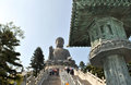 Big Buddha Royalty Free Stock Photography - 43236947