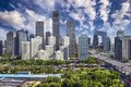 Beijing Financial District Royalty Free Stock Photography - 43251117