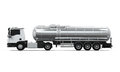 Fuel Tanker Truck Stock Photo - 43257500