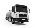 Fuel Tanker Truck Stock Images - 43257504