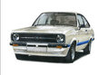 Ford Escort MkII RS1800 Royalty Free Stock Image - 43267506