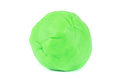 Ball Of Green Ball Of Play Doh Stock Photos - 43270603