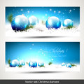 Christmas Banners Royalty Free Stock Images - 43310289