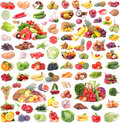 Fruits And Vegetables Stock Images - 43326874