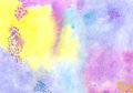 Handicraft Handmade  Watercolor Background For Design Royalty Free Stock Image - 43336016