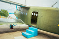 Famous Soviet Plane Paradropper Antonov An-2 Heritage Of Flying Stock Images - 43369114