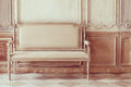Vintage Retro Chair Royalty Free Stock Images - 43370309