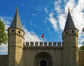 Topkapi Palace, Istanbul Turkey Royalty Free Stock Photography - 43376237