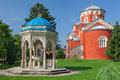 Zica Monastery Complex Stock Photography - 43385502