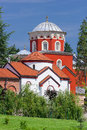 Zica Monastery Royalty Free Stock Photo - 43385585