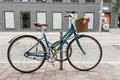 Bluw Bicycle Stock Photography - 43391482