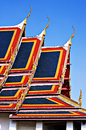 Wat Phra Kaew, Bangkok. Royalty Free Stock Images - 4346819