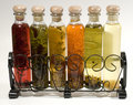 Assorted Oils Royalty Free Stock Photo - 4349175