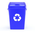 Recycle Bin Royalty Free Stock Image - 43401506