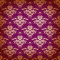 Damask Seamless Floral Pattern. Royalty Free Stock Images - 43435199