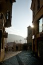 The Old Town In Zilina - Slovakia Royalty Free Stock Photo - 43435755