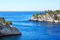 Calanques Of Port Pin In Cassis, Provence, France Royalty Free Stock Photo - 43440575
