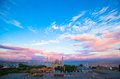 Blue Mosque At Sunset In Istanbul, Turkey, Royalty Free Stock Photos - 43441808