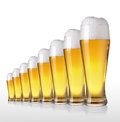 Beer Glasses Stock Photo - 43448880