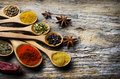 Spices Stock Images - 43529154