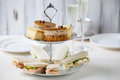 Afternoon Tea Royalty Free Stock Photo - 43534565