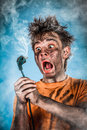 Electric Shock Stock Photography - 43561622